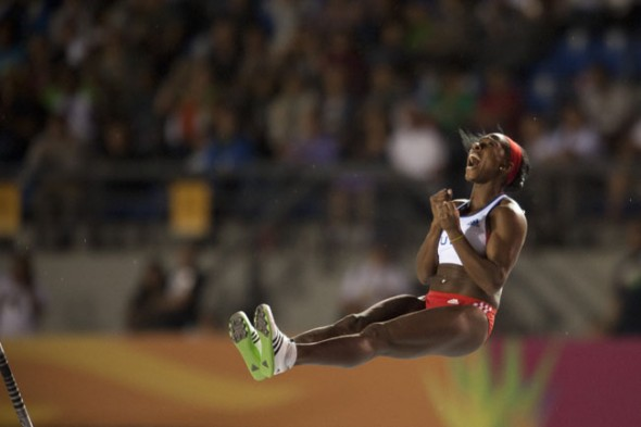 Pan american games day 10 track and field athletics 187 pan am
