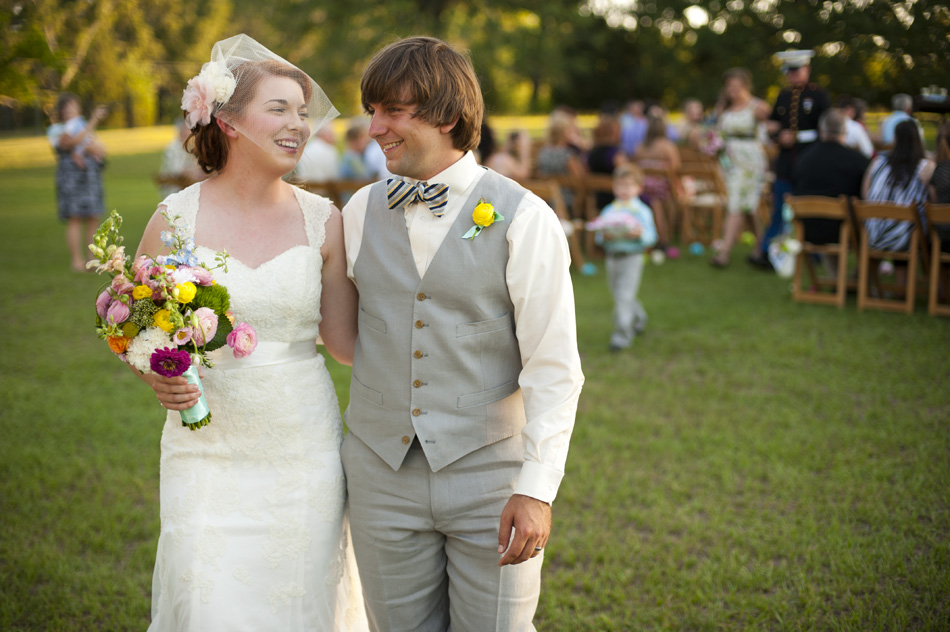 Sean and Emily Broadbent - June 25, 2011